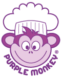 Purple Monkey